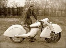 Jeff Decker: LINCOLN ZEPHYR MOTORCYCLE