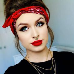 Laura Leth: One of my favorite looks ❤️ Did you watch my tutorial for it? It's…
