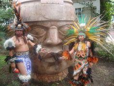 Trajes De Danzantes Aztecas | Danza Azteca Trajes Regionales Xico