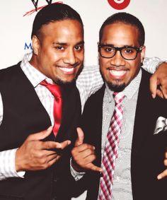 Jonathan & Joshua Fatu (The Usos)