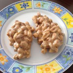 Receita de Pé de moleque de leite condensado. Enviada por ELIANA SÔNEGO MOREIRA e demora apenas 25 minutos.