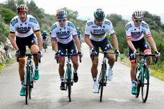 Kampioenstruien bij Team BORA-hansgrohe van Sportful