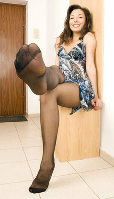 Sexy nylon tights pantyhose fetish tightslovers nice