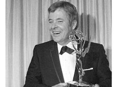 "William Windom (September 28, 1923 – August 16, 2012) was an American actor.  His work on television, included The Twilight Zone,  My World and Welcome to It, for which he won an Emmy Award for Best Actor in a Comedy Series; as Commodore Matt Decker, commander of the doomed U.S.S. Constellation in the Star Trek episode ""The Doomsday Machine, perhaps the most common recurring character on the Emmy-winning series Murder, She Wrote, Dr. Seth Hazlitt,."