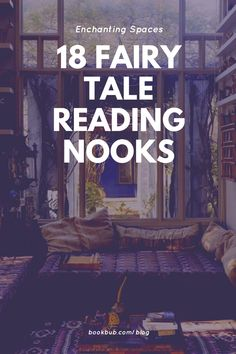 These magical reading nooks will inspire you to create a similarly enchanting space in your own home.  #books #readingnook #decor Reading Nook Kids, Inner Child, Book Nooks, Great Books, Fairy Tales, Writing, Inspiration, Biblical Inspiration, Composition