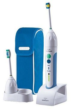 Just like a smile, no two mouths are the same.  That's why the #Sonicare #Elite 9500 is designed with the new Custom Care System, offering two speeds and two brus...