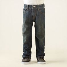 baby boy - denim - straight jeans - aged stone   Children's Clothing   Kids Clothes   The Children's Place