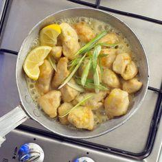 Lemon Chicken | 20 Easy Boneless Chicken Breast Recipes | Quick & Easy Recipes | Food | Disney Family.com#Lemon Chicken;4#Lemon Chicken;4