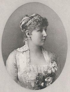 Princesse Stéphanie de Belgique, archiduchesse d'Autriche