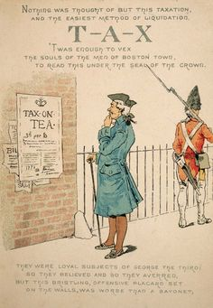 In1767, Parliament passed theTownshend Acts, which levied another series of taxes on lead, paints, and tea known as theTownshend Duties. In the same series of acts, Britain passed theSuspension Act, which suspended the New York assembly for not enforcing the Quartering Act.