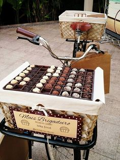 #bikefood #foodbike #maisbrigadeiro #maisbrigadeiro #braziliandessert…