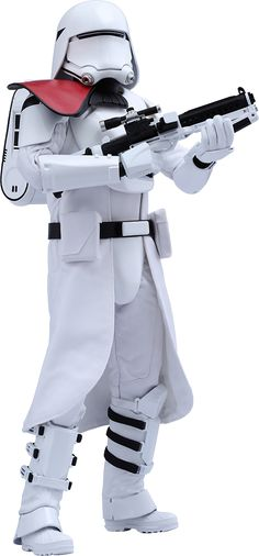 Star Wars: Episode VII - The Force Awakens - First Order Snowtrooper Officer Sixth Scale Figure