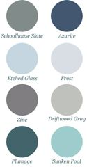 Whole House Color Scheme - posted to Facebook by Peter Heron Residential Sales & Management