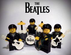 Lego - The Beatles    (personal images are used in my audio e-books for children 3-7 and Illustrative Poetry, available at www.jamesagrove.ca)