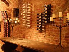 Weinkeller einrichten  Ziegel -/ Gewölbekeller | Ziegel -/ Gewölbekeller | Pinterest ...