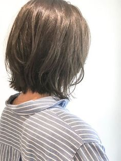 Pin on Hairstyles Pin on Hairstyles Medium Hair Styles For Women, Short Hair Cuts For Women, Girl Short Hair, Short Shoulder Length Hair, Shoulder Haircut, Hair Color Balayage, Hair Highlights, Chin Length Haircuts, Elegant Short Hair