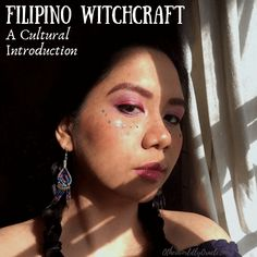 Wondering what Filipino witchcraft looks like today? Here's a modern Filipino witch's research detailing Filipino society's views on witchcraft. Filipino Guys, Filipino Words, Filipino Art, Filipino Culture, Filipino Tattoos, Wiccan, Magick, Witchcraft, Philippine Mythology