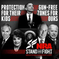 President Obama's skepticism over NRA's proposal to put armed security in schools — when he and his friends already send their children to schools with armed guards — is just the latest example of elitist hypocrisy.  The NRA plans to Stand and Fight — will you stand with us? http://www.nrastandandfight.com/