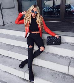 """1,161 Likes, 7 Comments - WeInspireYourOutfits (@weinspireyouroutfits) on Instagram: """"Cute or Not?FOLLOW MY NEW FASHION ACCT: @PlushLadies @PlushLadies @PlushLadies @PlushLadies…"""""""