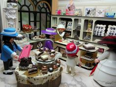 Victorian sweets store! ♥