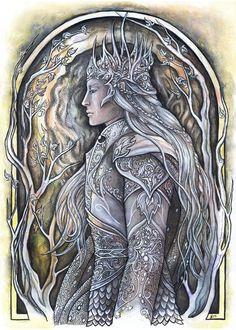 Elvish knight