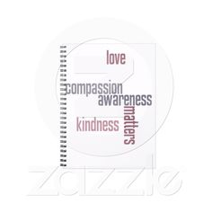 Compassion Matters Notebook