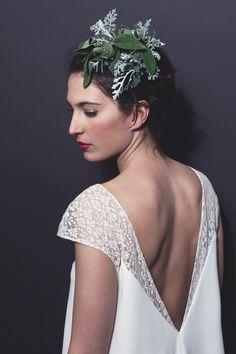 Elie - Robe mariage civil - Stephanie Wolff - Dans les Baskets de la Mariée 1