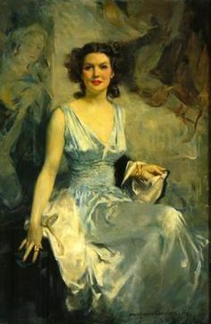 ▴ Artistic Accessories ▴ clothes, jewelry, hats in art -  | Elise FordHoward Chandler Christy