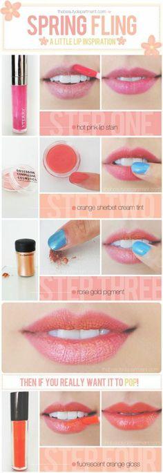 Tips & tricks voor de perfecte lippen - Girlscene