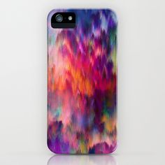 Sunset Storm iPhone Case by Amy Sia - $35.00