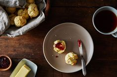 How to turn 2 ingredients into perfect biscuits in less time than it takes to drink your coffee. Extra genius points: The formula is so simple, you'll probably never need to look it up again.
