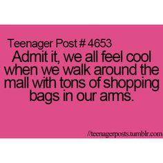Ah ha!! Not just teenagers