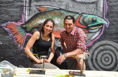 Des jeunes de milieu urbain découvrent la pêche | Métro