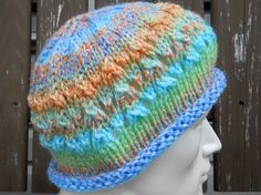 Knitting with Schnapps: Meagan's Rainbow
