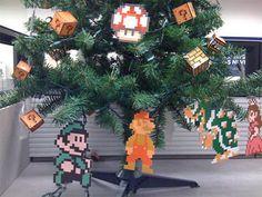 Que tal deixar seu Natal com a sua cara?    Decorações de Natal Geek!!!