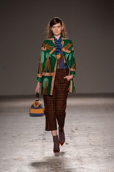 Stella Jean | Woman Fall Winter 14 Runway - Stella Jean