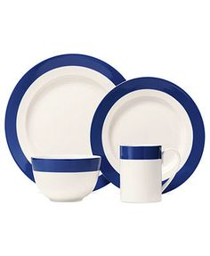 Everyday Martha Stewart Collection Classic Band Cobalt Collection