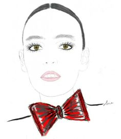 Red Bowtie, perfect for #ValentinesDay