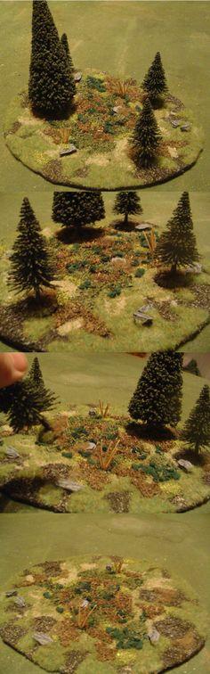 Remade forest by Nagash6.deviantart.com on @deviantART