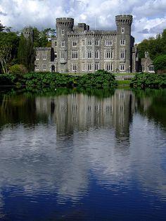 Johnstown Castle by nz willowherb, Rathaspick, Wexford, Ireland