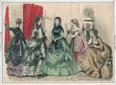 December 1868 Petersons