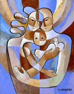 Vasiliy Myazin, Love and Peace