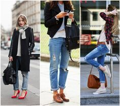Roll Out Your Boyfriend Jeans for The Season's Hottest Trends
