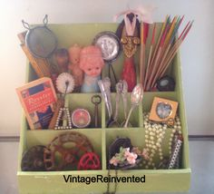 Collection of vintage stuff !