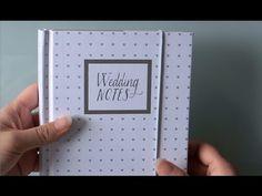 Wedding Notes, wedding planner - Kikki K - YouTube
