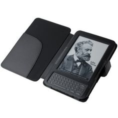 CE Compass Cover for Kindle 3 (Black) by CE Compass. $5.64. This flip case for Amazon Kindle 3 protects your Kindle from bumps and scratches, keeping your ebook reader looking new and working great. With a slim, good-looking design, this soft and durable case keeps your Kindle protected during your travels while minimizing additional bulk and weight for easy portability.