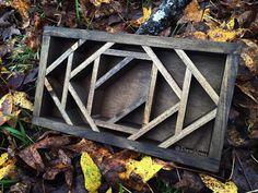 Large Rectangular Meditation Box  Old Growth by JDrewCarpentry