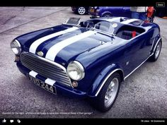 Mini Speedster