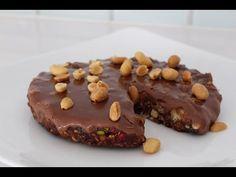 Minikake med kjeks, peanøtter og nonstop - Video