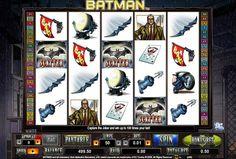 Hracie automaty Batman - Ak máte radi komiksových hrdinov, je Batman tou správnou voľbou. Hracie automaty Batman pripomínajú skôr Batmana z komiksov a nie film o Batmanovi, ako je to v prípade online automatovej hry The Dark Knight, kde je Batman tiež ústrednou postavou. Hracie automaty Batman sú vytvorené technológiou od spoločnosti Cryptologic.  #hracieautomaty #vyherneautomaty #automatovehry #vyhra #jackpot #batman